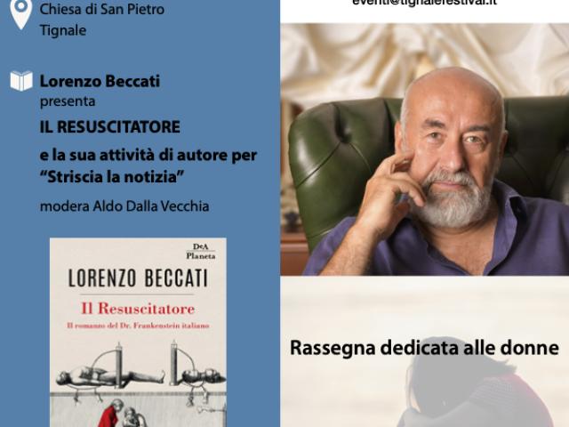 22 luglio 2020-  Lorenzo Beccati  - Il resuscitatore