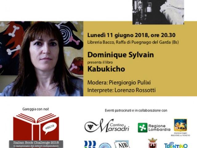 Domenique Sylvain presenta Kabuchico